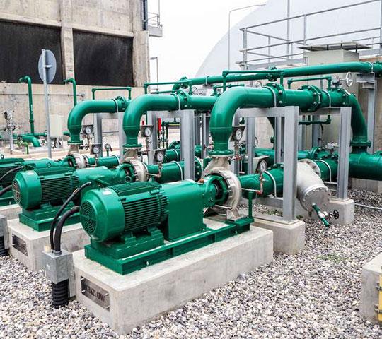 SDY Energy Actuators