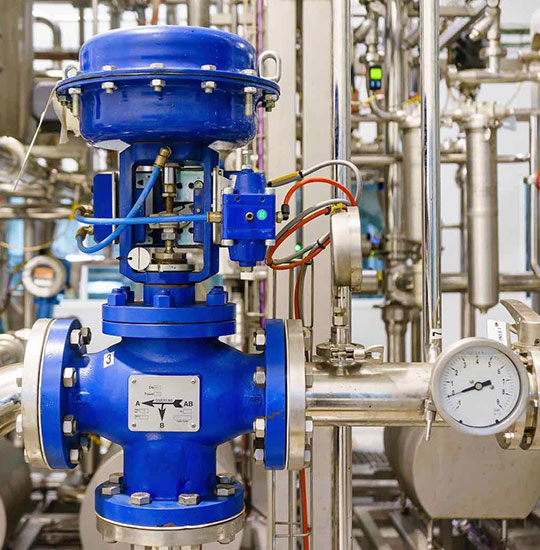SDy Energy Cybersecurity Valves and Pumps