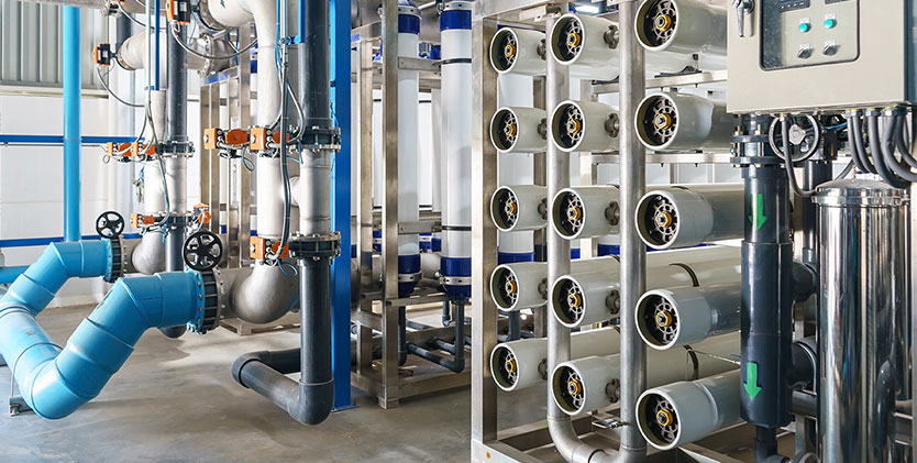 Wastewater, Water and Produced Water Treatments
